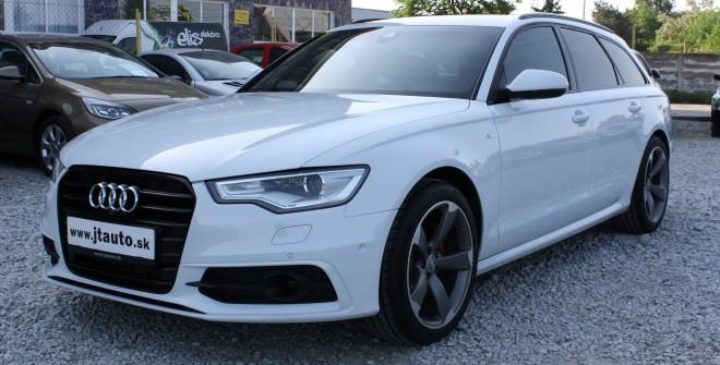 Audi A6 Avant 2.0 TDI DPF S-line