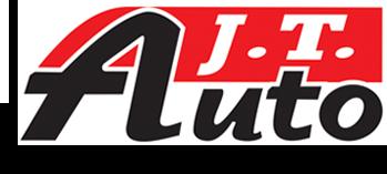 JT AUTO logo